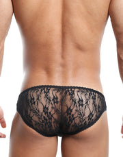 Secret male Bikinis - SMI003 - Negro