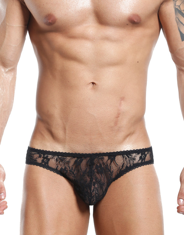 Secret male  Bikinis Negro- XL-SMI003