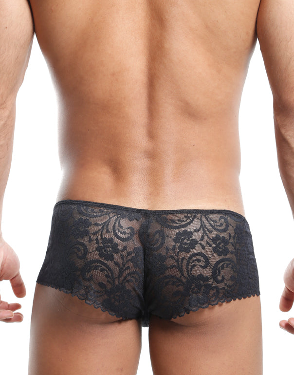 Secret male Bikinis - SMI006 - Negro