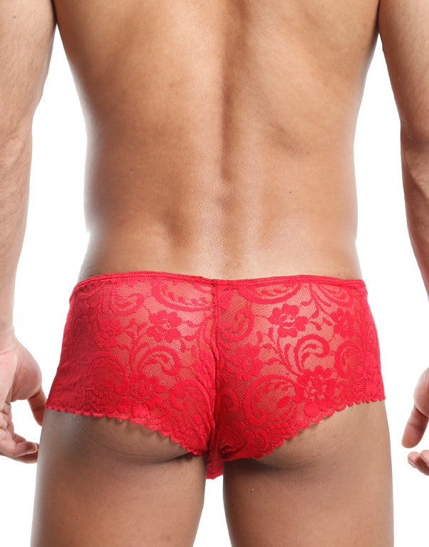 Secret male Bikinis - SMI006 -Rojo