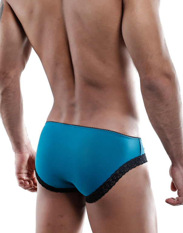 Secret male Bikinis - SMI012 - Verdoso