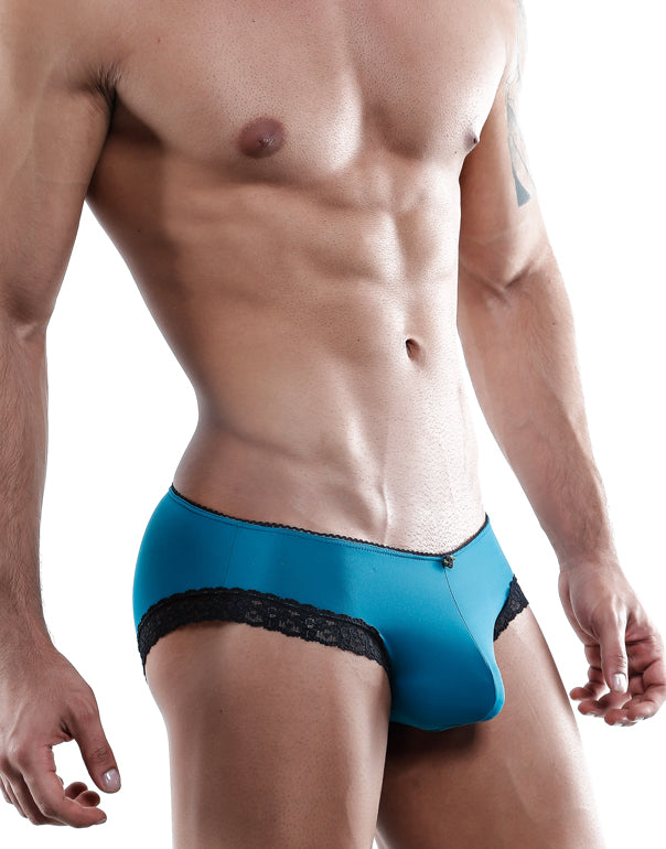 Secret male  Bikinis Verde- XL-SMI012