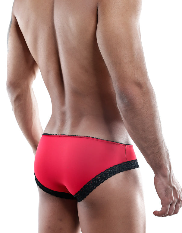 Secret male Bikinis - SMI012 - Rojo