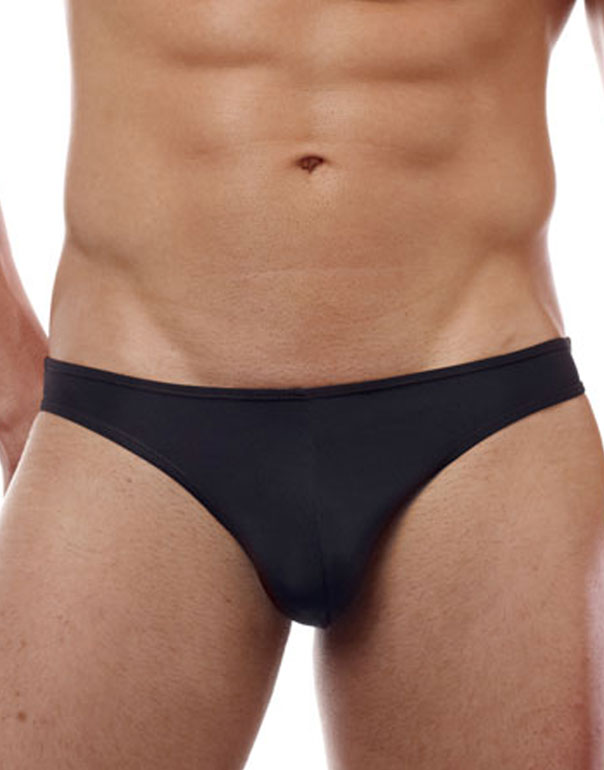 Cover Male  Bikinis Negro- XL-CM101