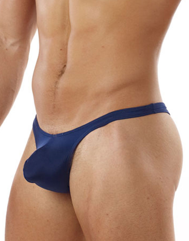 Cover Male  Thongs Azul Marino- XL-CM202
