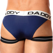 Daddy Underwear DDE030 Salon Jock Navy