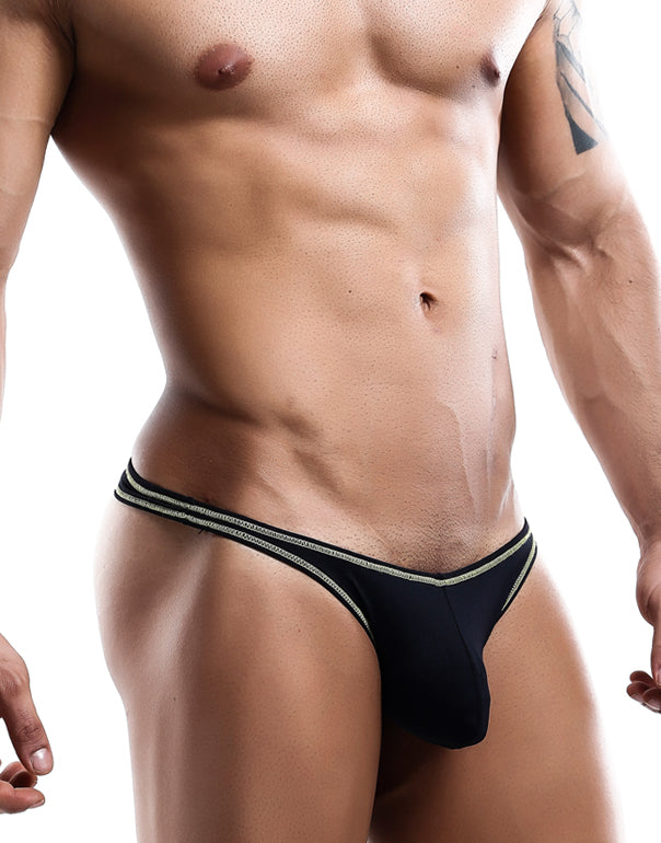 Feel  Thongs Negro- XL-FEK007