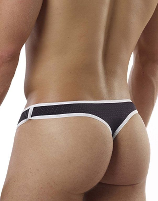 Intymen Thongs - INT7661 - Negro