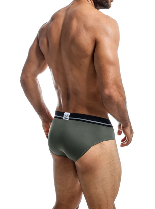 Jocko Brief Verde JKH004