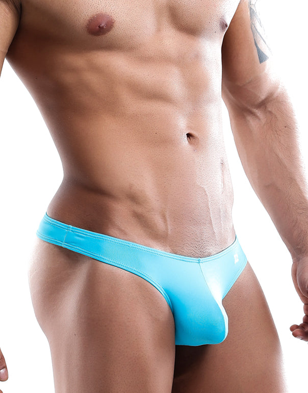 Pistol pete  Thongs Turquesa- XL-PPK001