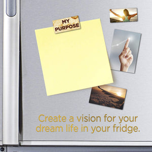 Vision Board Magnet Set 2-Pack