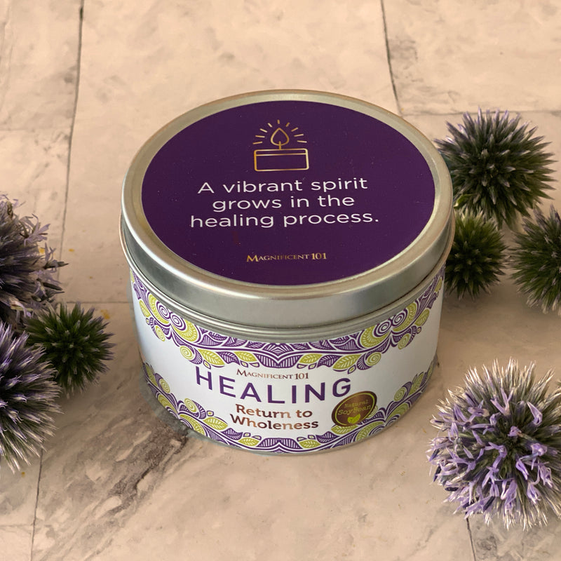 HEALING Return to Wholeness Candle