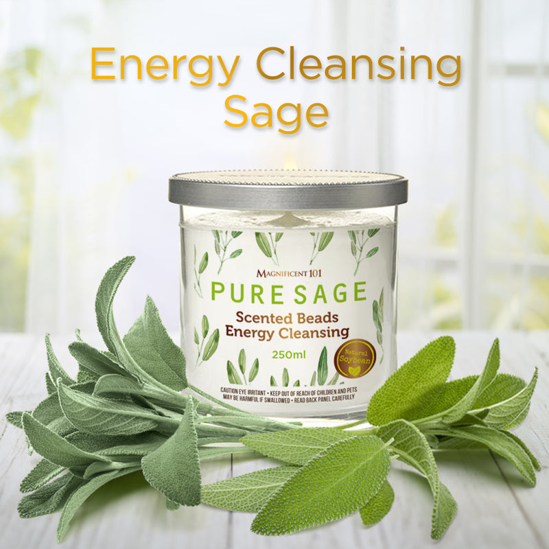 PURE SAGE Scented Beads