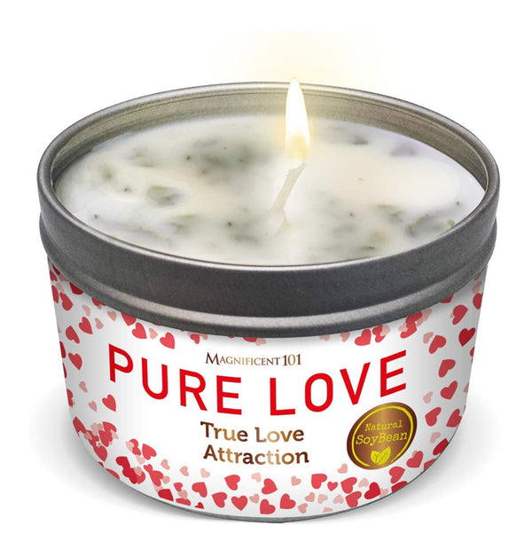 PURE LOVE True Love Attraction Candle