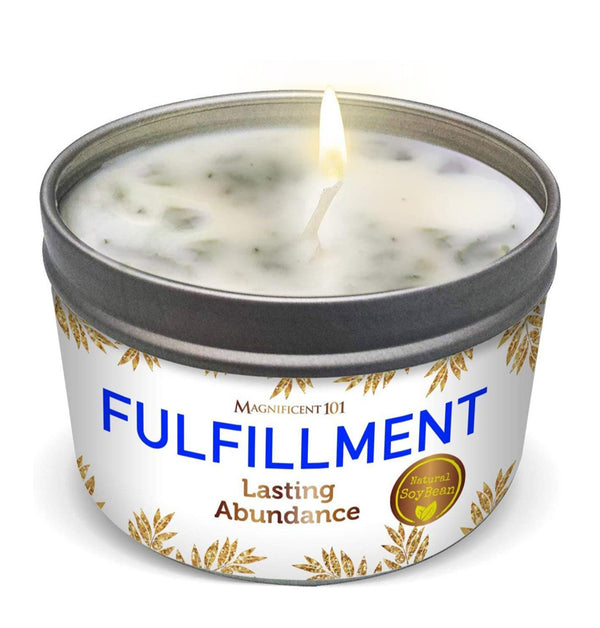 FULFILLMENT Lasting Abundance Candle