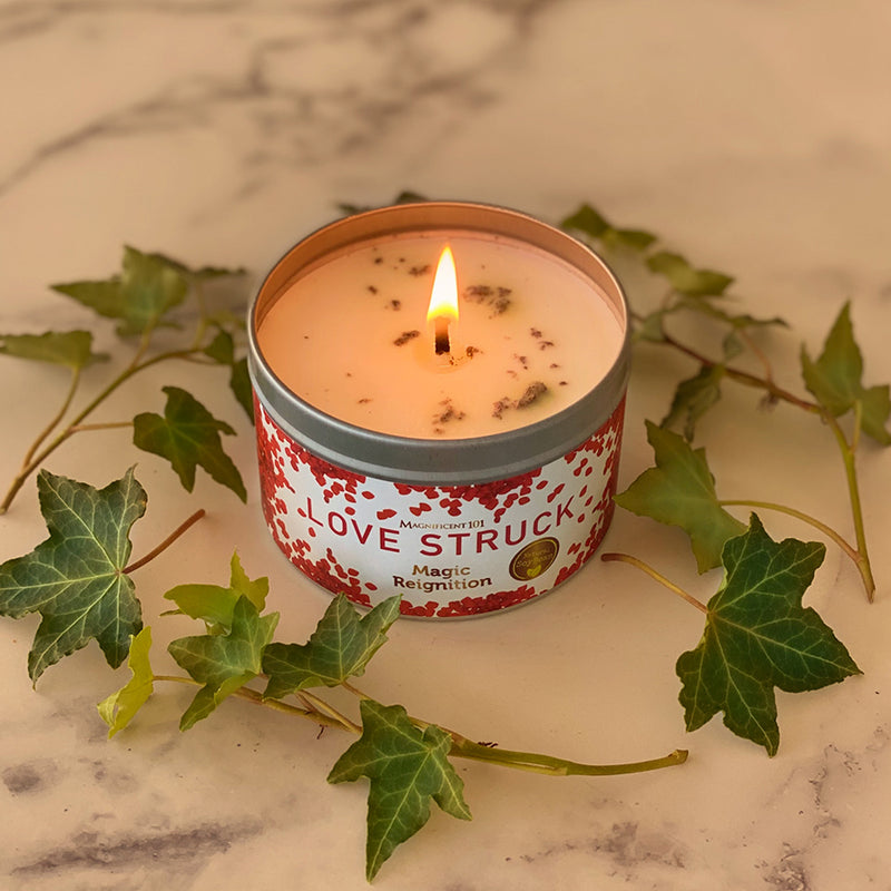 LOVE STRUCK Magic Reignition Candle