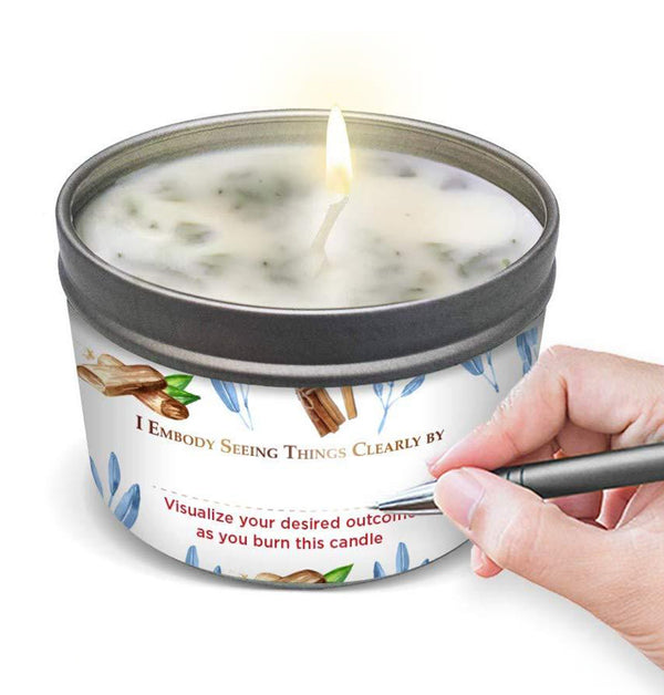 PURIFY Mental Clarity Candle