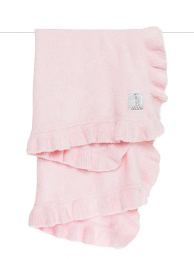 Dolce Ruffle Baby Blanket