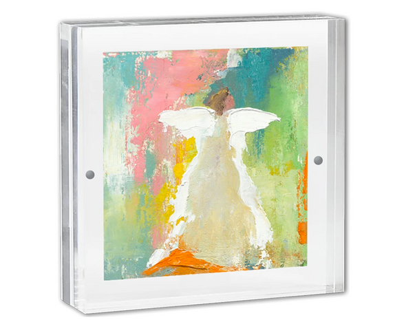 Acrylic Frame for Scripture Cards- 5x5