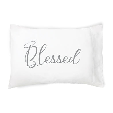 Blessed Cotton Pillowcase