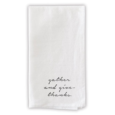 Napkin Set of 4- Gather