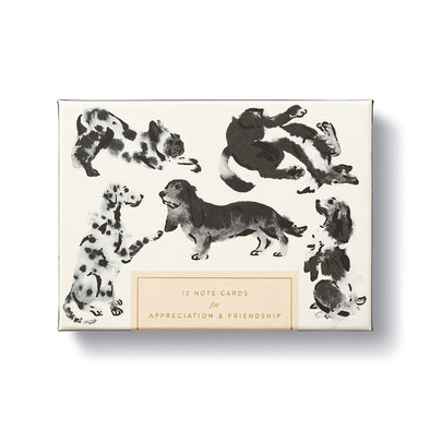Dog-Themed Notecards