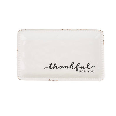 Trinket Tray- Thankful for You