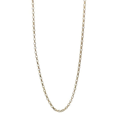 Bora Chain - Gold Plated Sterling Silver