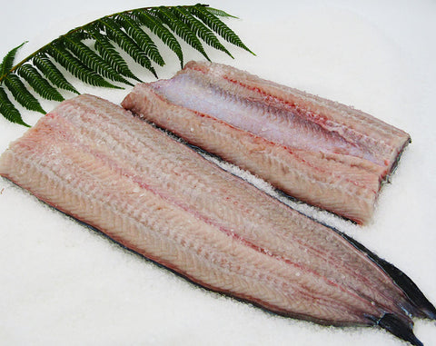 Fresh Eel Fillets
