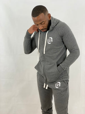 Men's Essential Drawstring Terry Jogger
