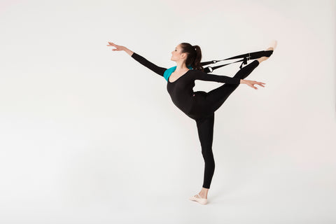 Arabesque with Flexistretcher
