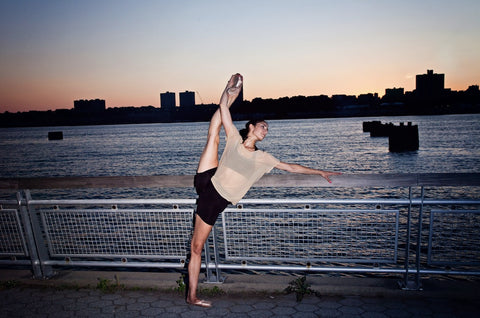 Rachel Hamrick Flexistretcher Founder and Creator