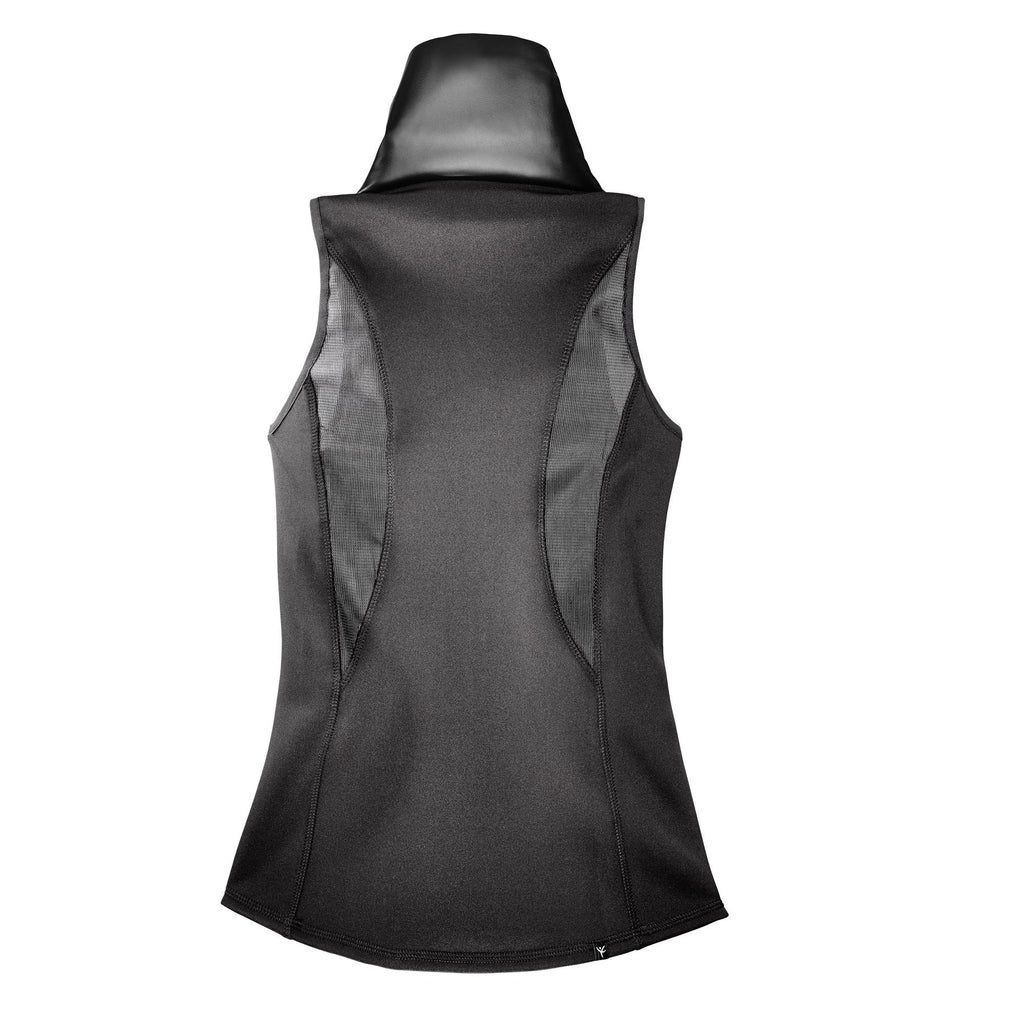 Leather Odile Vest from the Etoile Collection