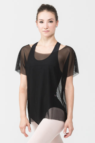 Odile Vest - Faux Leather