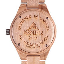 Load image into Gallery viewer, Konifer Sequoia Maple