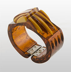 10 Manhattan Hinged Bracelet