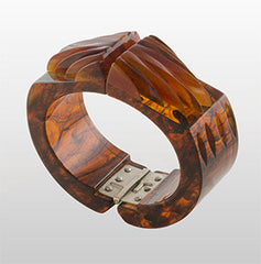 17 Manhattan Hinged Bracelet