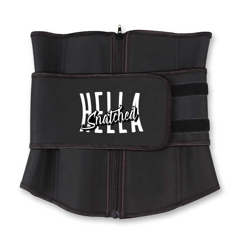 Hella Snatched Dynamic Fitness Waist Trainer