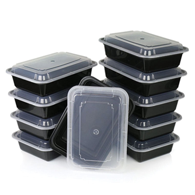 Meal Prep Containers 40oz [1 compartment]