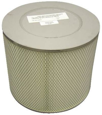 AMP-W4-0840 Certified True HEPA Filter Cylinder