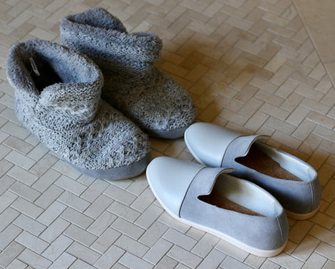 Slippers vs. House Shoes