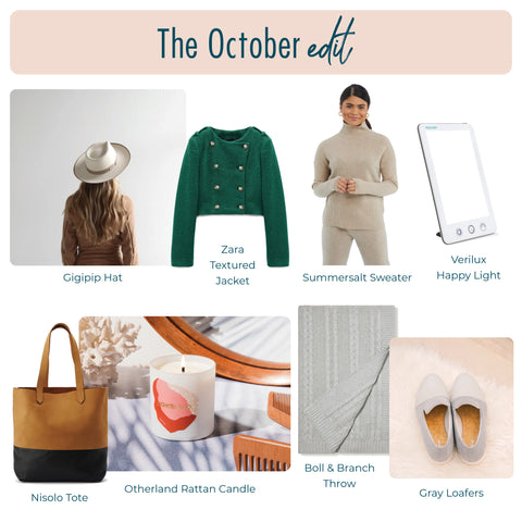 The October Edit | Women's House Shoes