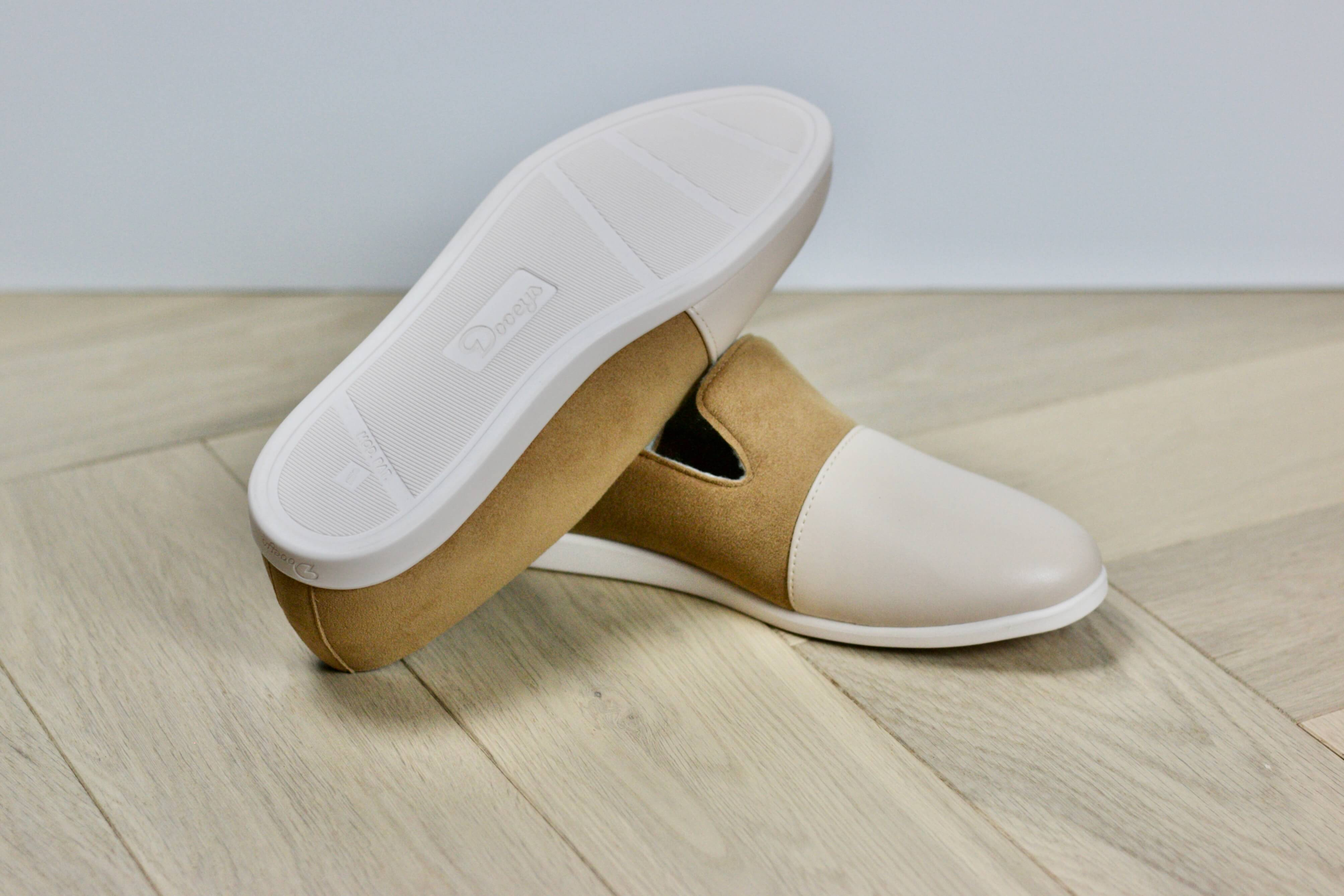 The Best House Shoes for Women - Blush / Cinnamon Loafers