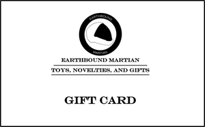 Earthbound Martian Gift Card