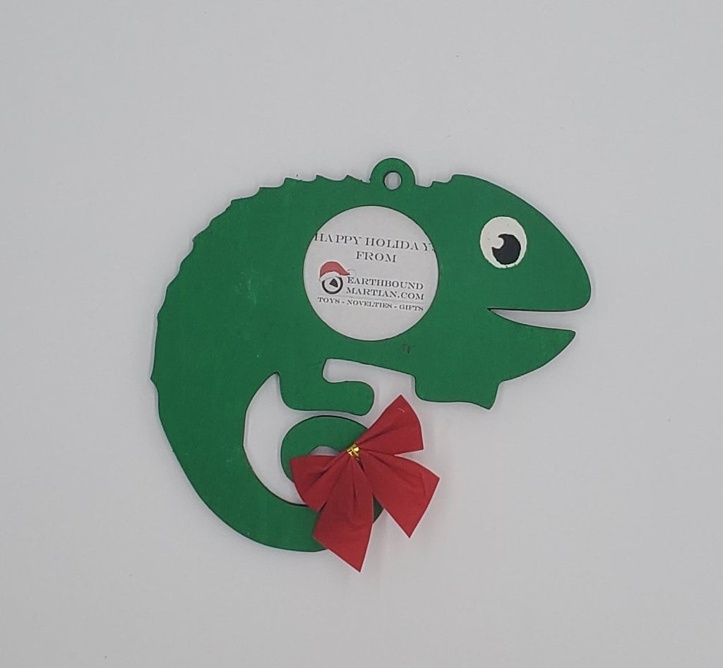 Lizard Picture Frame Ornament