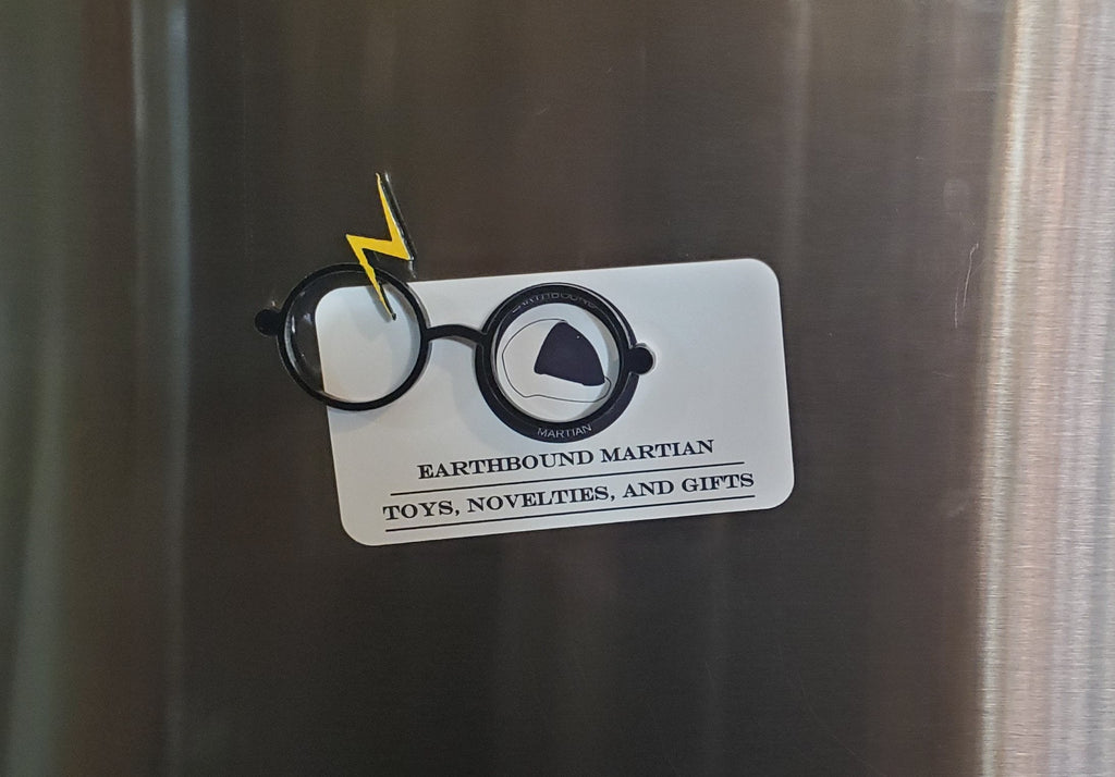 Wizard Glasses Magnet