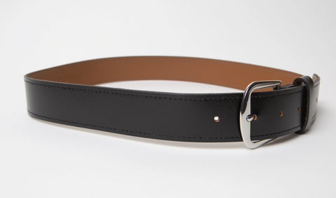 Champro Black Leather Belt