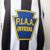 PIAA Dye-Sublimated Short Sleeve 1 inch Stripe Collared Shirt