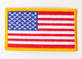 USA Flag Patch
