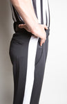 Smitty Tapered Fit Poly/Spandex Football Pants